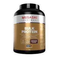 Musashi BULK Protein 900g - Chocolate Milkshake