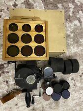 camera AKS-1R. KMZ Eyemo KS 50B