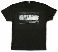 Nine Inch Nails X Ray Black T Shirt New Official NIN Adult
