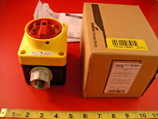 Eaton GHG2610005L0002 Safety Switch Emergency Stop Crouse Hinds GHG261 Nib New