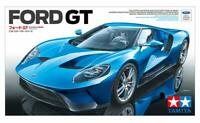 Tamiya 1/24 Plastic Model Super Sports Car Assembly Kit Ford GT Coupe TAM24346