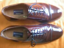 Bostonian Brown Omaha Dress Shoes, Size 9 1/2 M, Style 20072