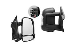 PEUGEOT BOXER Full Door Wing Mirror ELECTRIC HEATED Short Arm Right O/S 2006 On
