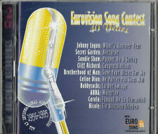 Eurovison Song Contest 40 Years - 2 CD Norwegian compilation (English Edition)