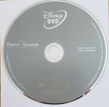 Pirates of the Caribbean:On Stranger Tides DVD Disc Only Free Shipping In Canada