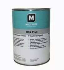 grasso molykote br2 plus 1kg alto prestazioni lunga durata con MoS2