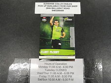 2016/17 CRICKET TAP N PLAY SILVER GAME CARD NO.190 CLINT McKAY