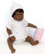Sleepy Head - Brown/Brown - LM2557 - Newborn Nursery by Middleton Dolls
