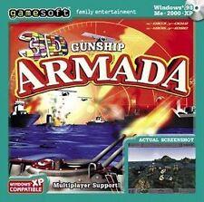 Gunship Armada 3D  Pacific Warfare PC Game  NEW Sealed