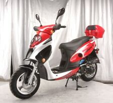 150cc Bahama 4 Stroke Single Cylinder Moped Scooter