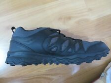 Nib Boys Saucony Size 4M, Black Peregrine, Running Athletic Sneakers, Sy57924