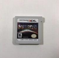 Metroid: Samus Returns (Nintendo 3DS, 2017) Fast Ship