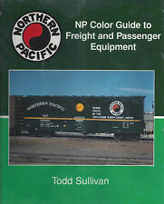 Northern Pacific Color Guide to Freight and Passenger -- (Out of Print NEW BOOK)