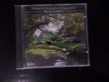 CD ALBUM - FAVOURITE ENCORES FOR STRING QUARTET - DELME QUARTET