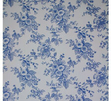 1970S sixties Loire Valley Fleur Vintage Original Wallpaper - Retro Flowers
