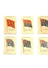 More details for british empire silks kensitas wix 1934 issue set of 48 usa issue ex condsleeved