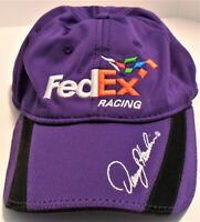 FedEx Racing Denny Hamlin #11 NASCAR Chase Authentic Hat Cap Adjustable Strap
