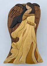 New Wooden 3D Angel Puzzle Trinket Box Designed By Daniel Terrico All Hardwood
