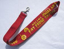 Fat Foogo Tattoo Schlüsselband Lanyard NEU (T157)