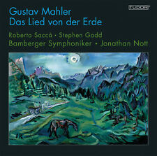 Mahler / Sacca / Not - Gustav Mahler: Das Lied von der Erde [New SACD]