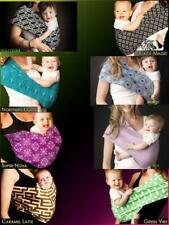New Seven Slings Baby Infant Newborn Carrier Sling Cute Stylish Seven Sling Gear