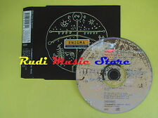 CD Singolo ENIGMA Return to innocence 1993 holland VIRGIN no lp mc dvd vhs (S13)