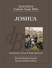 Joshua : Ignatius Catholic Study Bible by Scott Hahn and Curtis Mitch (2015,...