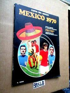 COPPA DEL MONDO MEXICO 1970 TUTTE LE SQUADRE PARTECIPANTI  (3BIS4B)
