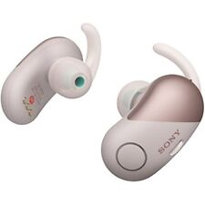 SONY WF-SP700N P Bluetooth Wireless In-Ear Canal Headphones / FREE-SHIPPING