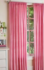 """New Your Zone Plush Window Curtain Panel Pink Jubilee 42""""W x 84""""L"""