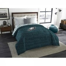 Philadelphia Eagles Bedding Twin Full Nfl Comforter Quilt Bedroom Bed In a Bag