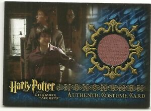 ARTBOX HARRY POTTER DANIEL RADCLIFFE COSTUME CARD CHAMBER OF SECRETS COS C4 /540