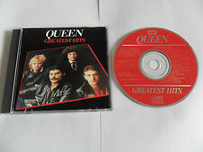 QUEEN – Greatest Hits (CD) JAPAN Pressing/ No Barcode