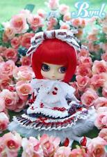 "Pullip B-304 Byul Siry Doll New NRFB 2010 Red Hair Country Lolita 10"" Groove"