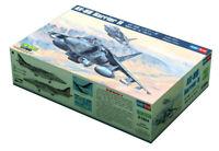 Hobby Boss 3481804 Douglas AV-8B Harrier II 1:18 Flugzeug Modellbausatz