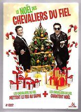 DVD / LE NOËL DES CHEVALIERS DU FIEL / COFFRET 2 DVD BEST OF
