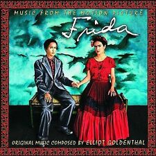 FRIDA Music from the Motion Picture - Elliot Goldenthal CD Gently Used FREE S/H
