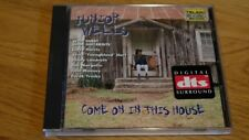 DTS audio CD-Junior Wells: come on in This house - 20 bit 5.1 Channel
