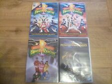 Mighty Morphin Power Rangers Complete Season 1-3 Collection (DVD) PLUS MOVIE