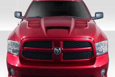 2009-2018 Dodge Ram 1500 Duraflex Viper Look Hood - 1 Piece 113688