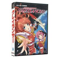 GLEY LANCER Columbus Circle SEGA MEGADRIVE JAPANESE NEW MD GLEYLANCER