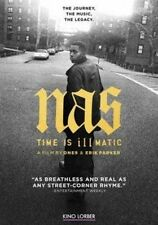 NAS Time Is Illmatic (2015 Release) R1 DVD