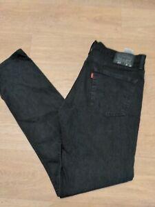 Levi's 511 Men's Jeans W36 L34 Black Used