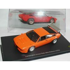 LAMBORGHINI URRACO RALLY ( Bob Wallace) 1974 Orange IXO PRESSE 1:43