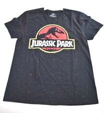 Jurassic Park Universal Studios Mens 3xl Cotton Graphic T Shirt 71868 Amblin
