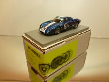 REMEMBER FERRARI 250 LM #29 SEBRING 1965 DONOHUE - BLUE 1:43 - EXCELLENT IN BOX