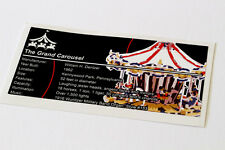 Lego Creator UCS Sticker for The Grand Carousel 10196