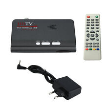 Digital Terrestrial HDMI 1080P DVB-T/T2 TV Box VGA AV CVBS Tuner Receiver YK