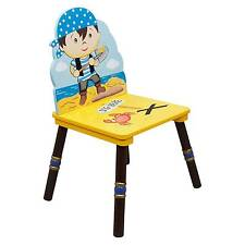 Baby Boys & Girls Pirates Tables & Chairs for Children