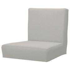 Ikea COVER for Henriksdal Bar Stool Chair Slipcover Orrsta Light Gray Grey NEW
